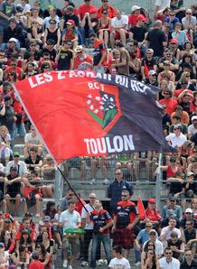 toulon supporters Stade V�lodrome