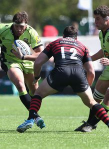 tom wood northampton saints saracens