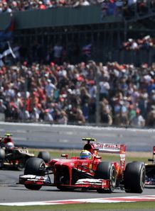 Win a VIP trip to the British Grand Prix!