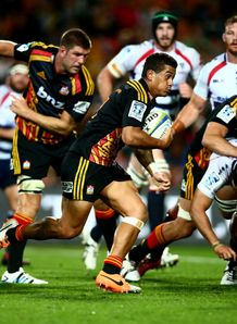 Augustine Pulu Chiefs v Rebels SR 2014