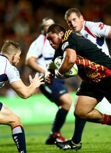 Ben Tameifuna Chiefs v Rebels SR 2014