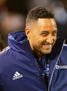 Benji Marshall Blues v Brumbies SR 2014
