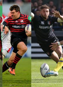 Heineken Cup quarter finals Team of the week 2014