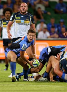 Ian Prior W Force v Brumbies SR 2014