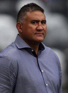 Jamie Joseph Highlanders coach 2014