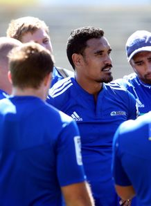 Jerome Kaino Blues SR training 2014