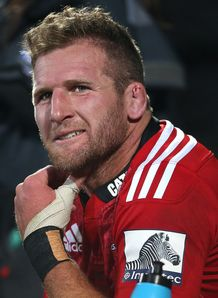 Kieran Read sidlined