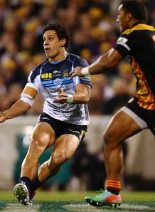 Matt Toomua Brumbies v Chiefs SR 2014