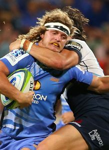 Nic Cummins W Force v Waratahs SR 2014