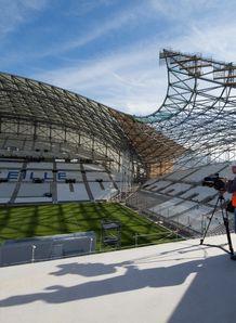 Stade V lodrome in Marseille