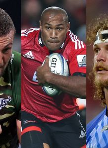 Super Rugby Team of Round 9 2014