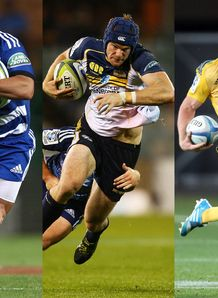 Super Rugby team of the week 8 2014