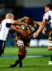 Tanerau Latimer Chiefs v Rebels SR 2014