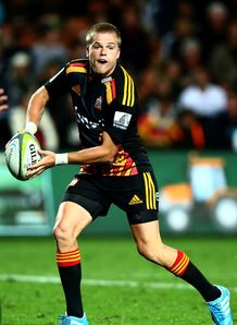 GARETH ANSCOMBE CHIEFS SUPER RUGBY