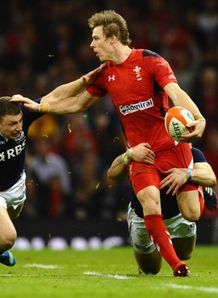 liam williams wales v scotland 2014