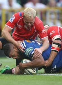 Super Rugby: Bottom side Stormers crushed South African rivals Lions