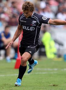 pat lambie sharks kicking 2014