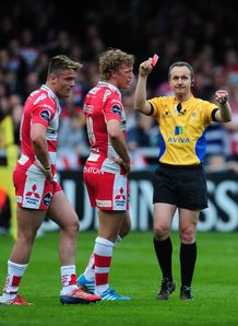 Aviva Premiership: Officiating criticised after battle between Bath and Gloucester