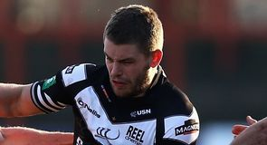 Warrington stunned by Widnes