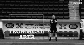 Sean Dyche - Technical Area