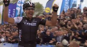 Cancellara victorious in Flanders