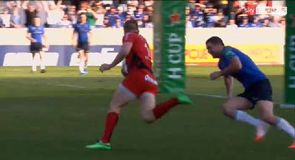 Toulon v Leinster - Try of the Match