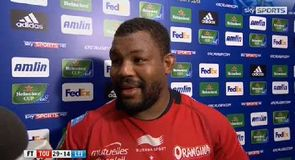 Super Steffon silences Leinster