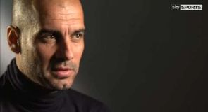 Guardiola looking forward