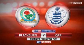 Blackburn 2-0 QPR