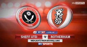 Sheffield United 1-0 Rotherham