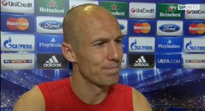 Robben: United goal was wake-up call
