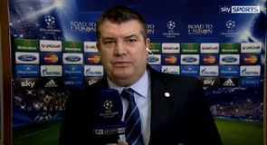Gourlay discusses all things Chelsea