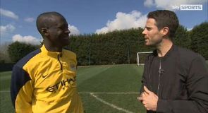 Yaya Toure - Exclusive Interview