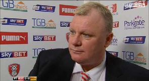 Evans: Decisions didn't go our way