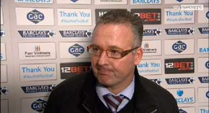 Lambert rues missed chances
