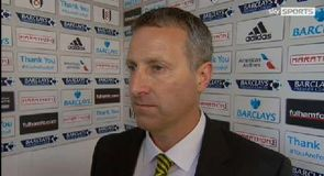 Norwich left frustrated by Fulham