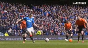 Rangers vs Dundee Utd - Scottish Cup semi final