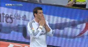 Bale on target in Real win