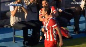 Atletico one step closer