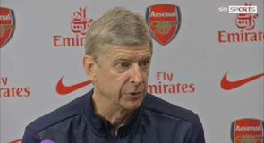 Wenger fully focused