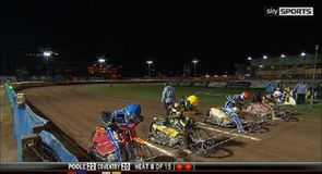 Poole vs Coventry - Heat of the night