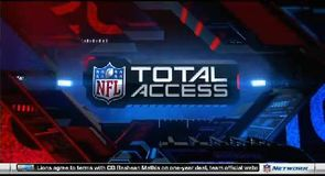 NFL Total Access - Monday 14th April