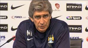 Pellegrini - Toure out for two weeks