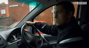 Scott Quigg's tour of Bury