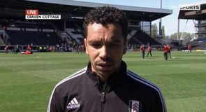 Fulham open training