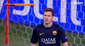 What's wrong with Messi?