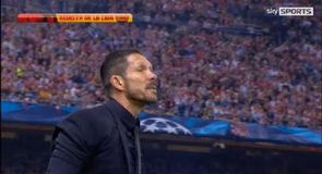 Simeone can match Mourinho