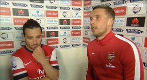 Podolski focused on the league