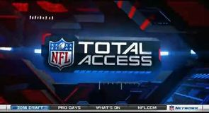 NFL Total Access - Tuesday 15th April