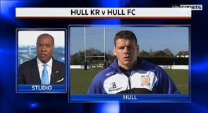 Radford ready for Hull derby